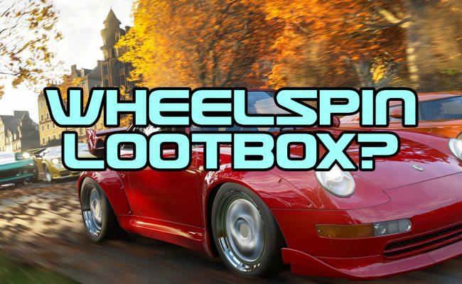 forza horizon 4 wheelspin