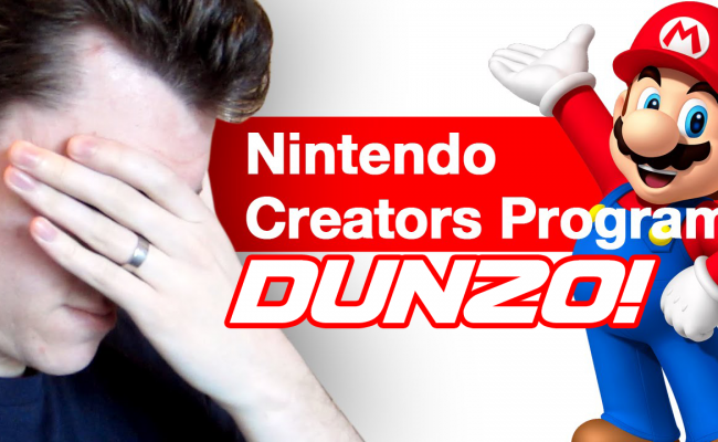 Nintendo Creators Program DUNZO