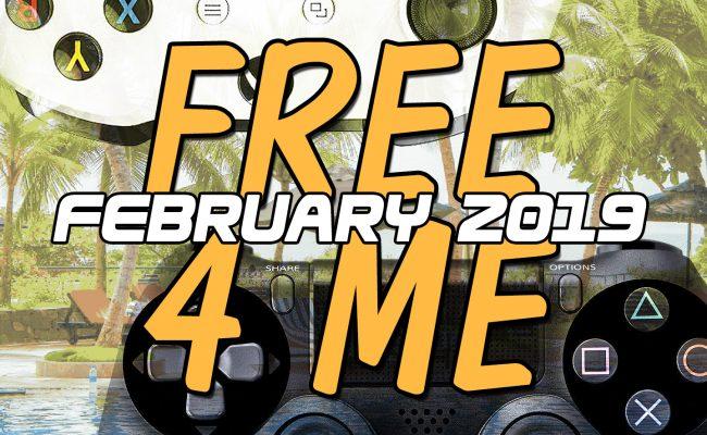 free 4 me february 2019