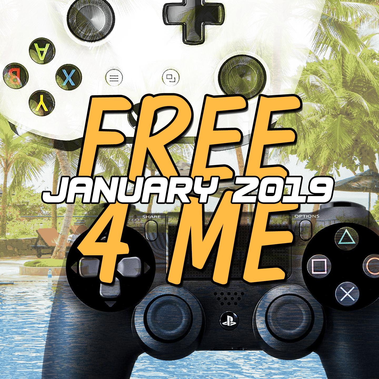 free 4 me january 2019