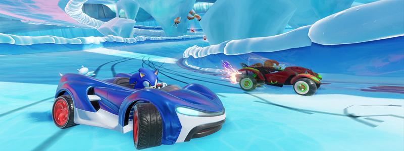 Team Sonic Racing Story