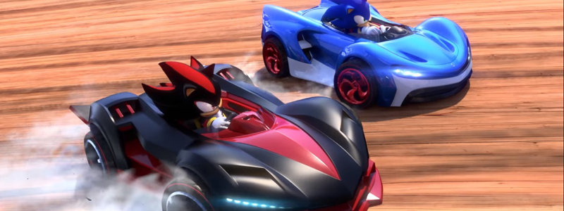 Team Sonic Racing Audio