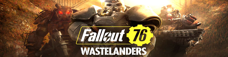 fallout wastelanders is out